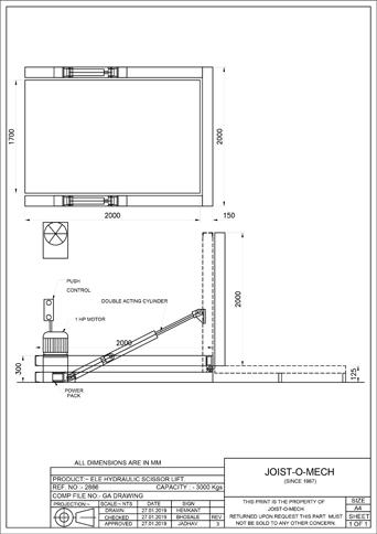 JOIST-O-MECH - Material Handling