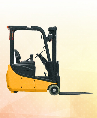 3 Wheel Battery Forklift