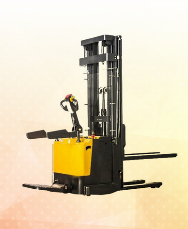 Heavy Duty Power Stacker